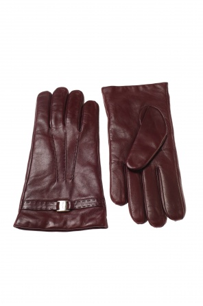 Leather gloves od Salvatore Ferragamo