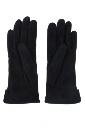 Logo gloves od Salvatore Ferragamo