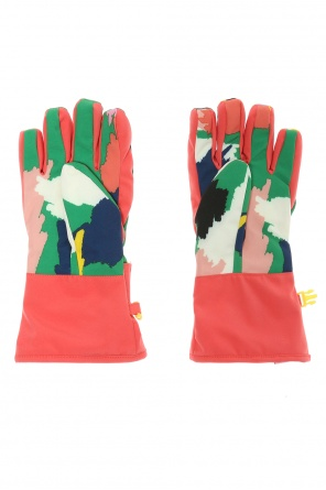 Camo gloves od Stella McCartney Kids