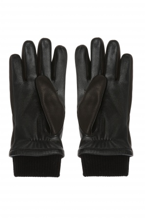 Leather gloves od Canada Goose