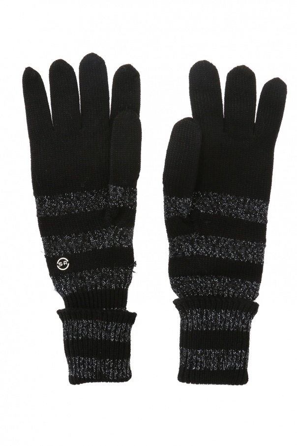 Lurex gloves od Sonia Rykiel