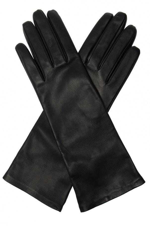 Saint Laurent Leather gloves