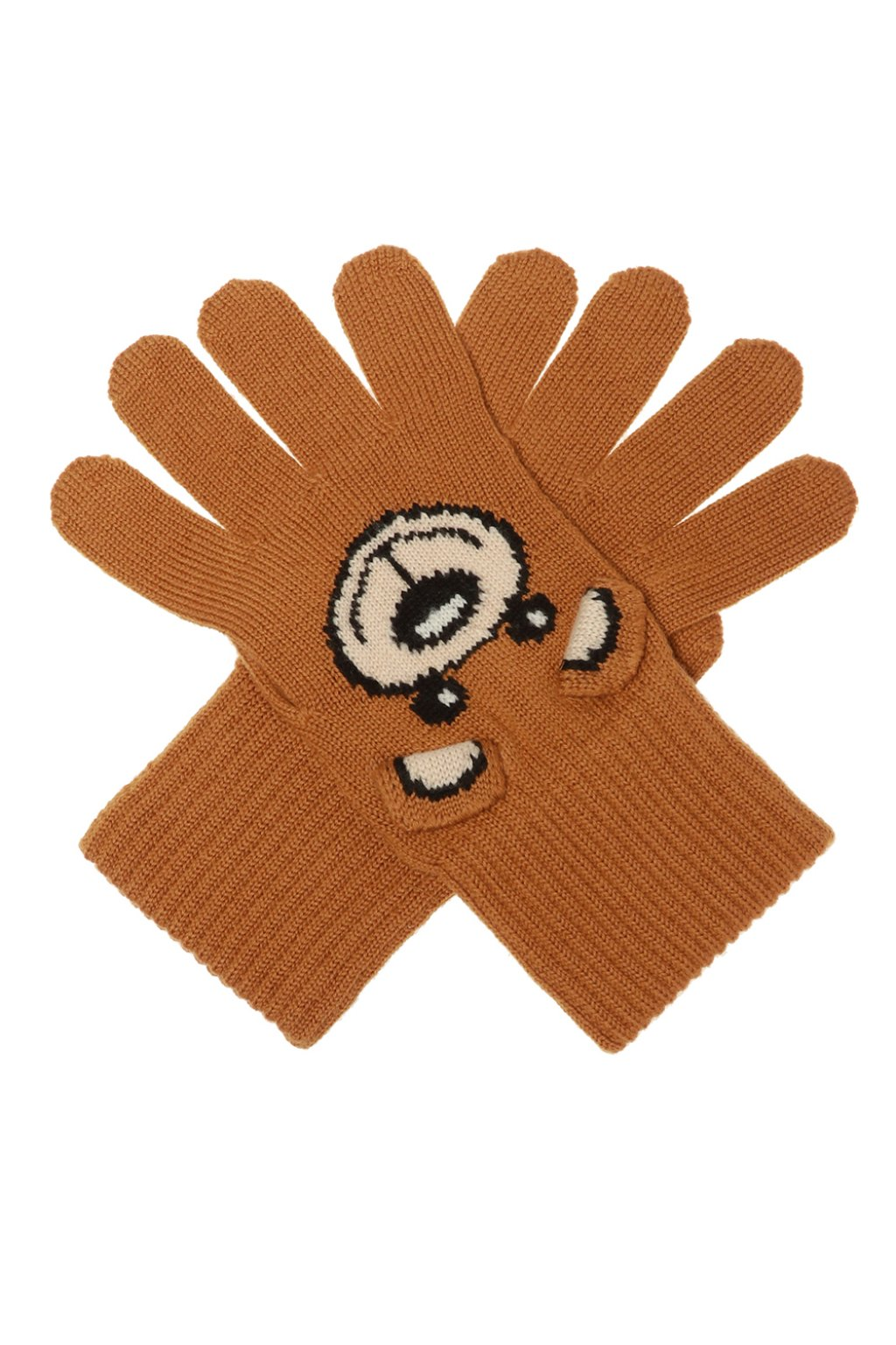 Moschino Knitted gloves