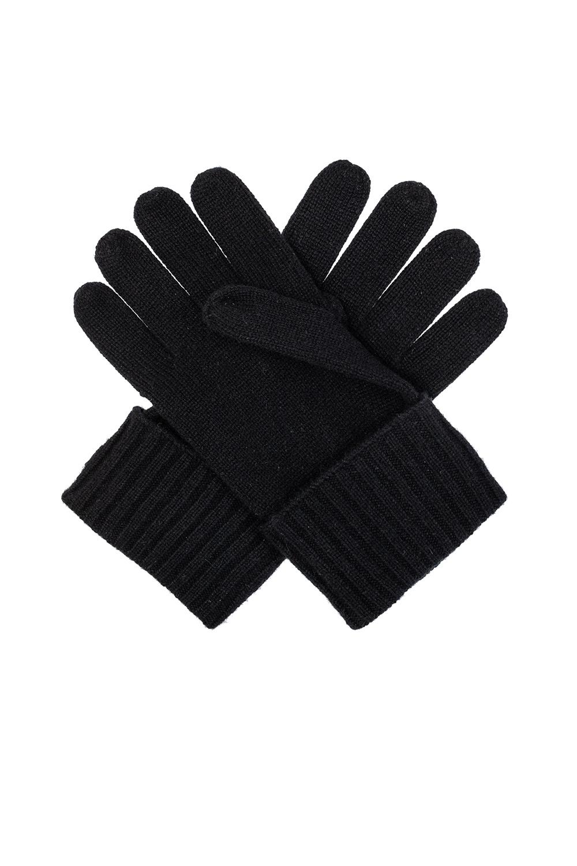 Burberry 羊绒手套