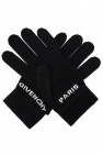Givenchy Gloves with logo