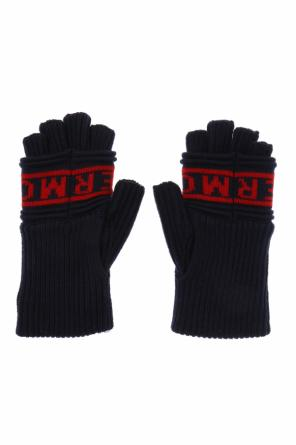 Fingerless gloves od Moncler