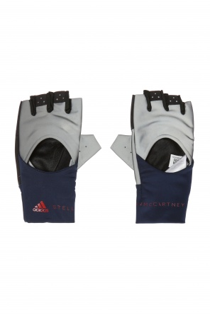 Training gloves od Adidas by Stella McCartney