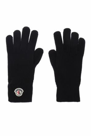 Wool gloves od Moncler
