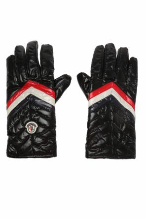Padded gloves od Moncler