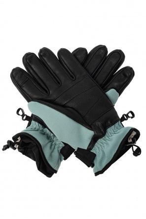 Gloves with logo od Moncler Grenoble