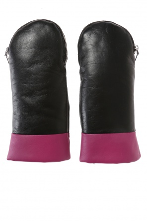 Leather gloves od Kenzo