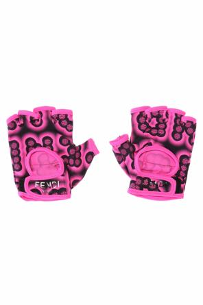 Fingerless sports gloves od Fendi