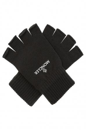 Fingerless gloves od Moncler