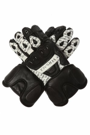 Motorcycle gloves od Versace