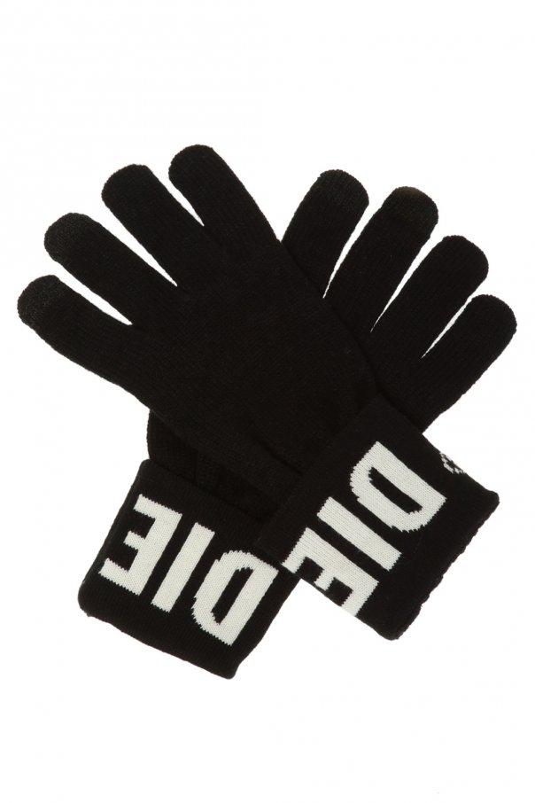 Diesel Branded gloves
