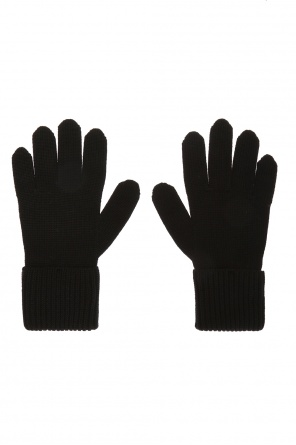Wool gloves od Dsquared2
