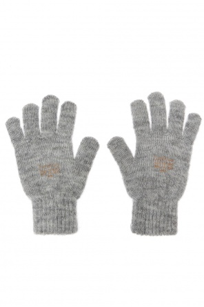 Printed gloves od Diesel