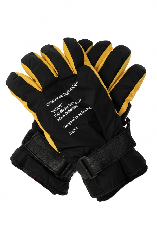 Off-White Insulated gloves