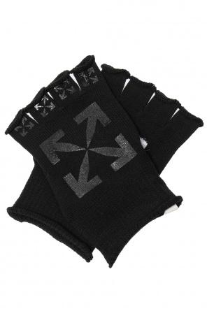 Logo gloves od Off-White