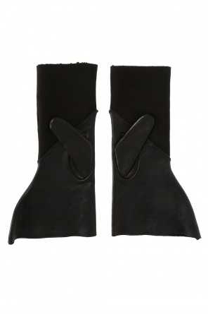 Fingerless gloves od Rick Owens