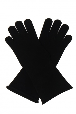 Gloves with logo od Vetements