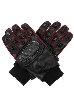Rękawiczki z aplikacjami od Undercover