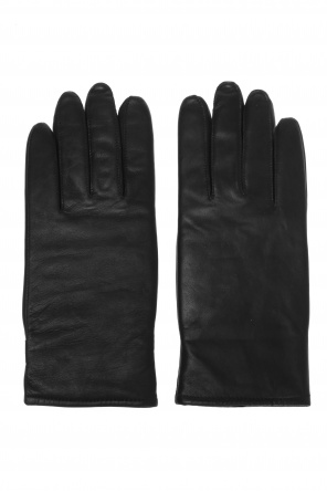 'yield' leather gloves od AllSaints