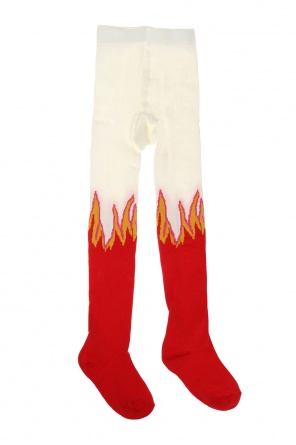 Tights with flames od Stella McCartney Kids