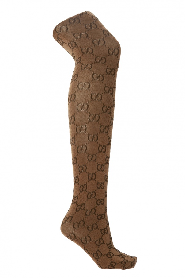 Gucci Patterned tights