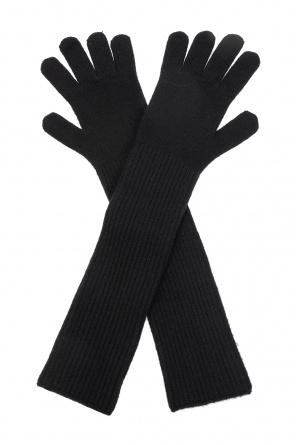 Long gloves od Yves Salomon