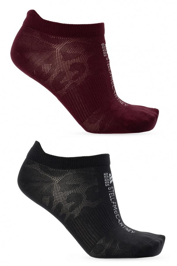 ADIDAS by Stella McCartney Branded socks two-pack