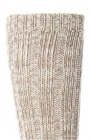 Knitted socks od Birkenstock