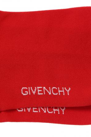 Star-embroidered socks od Givenchy