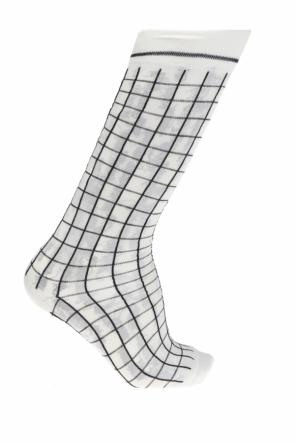 Checked socks od Haider Ackermann