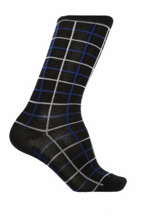 Patterned socks od Haider Ackermann