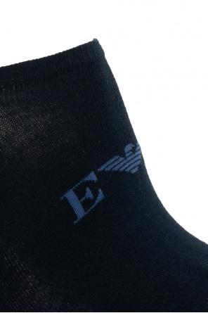 Short socks with logo od Emporio Armani