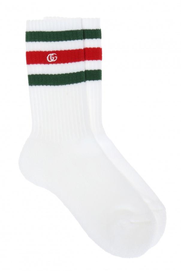 Gucci Kids 'Web' socks