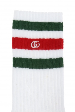 'web' socks od Gucci Kids