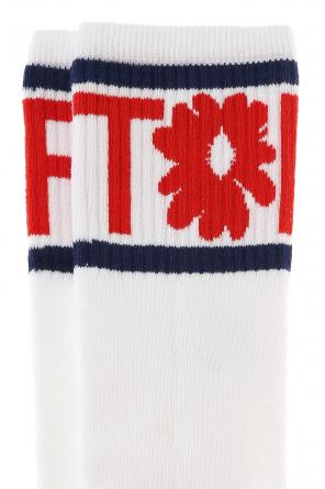 Long embroidered socks od Stella McCartney