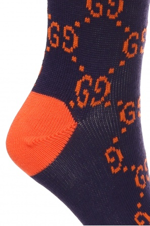 Socks with a logo pattern od Gucci