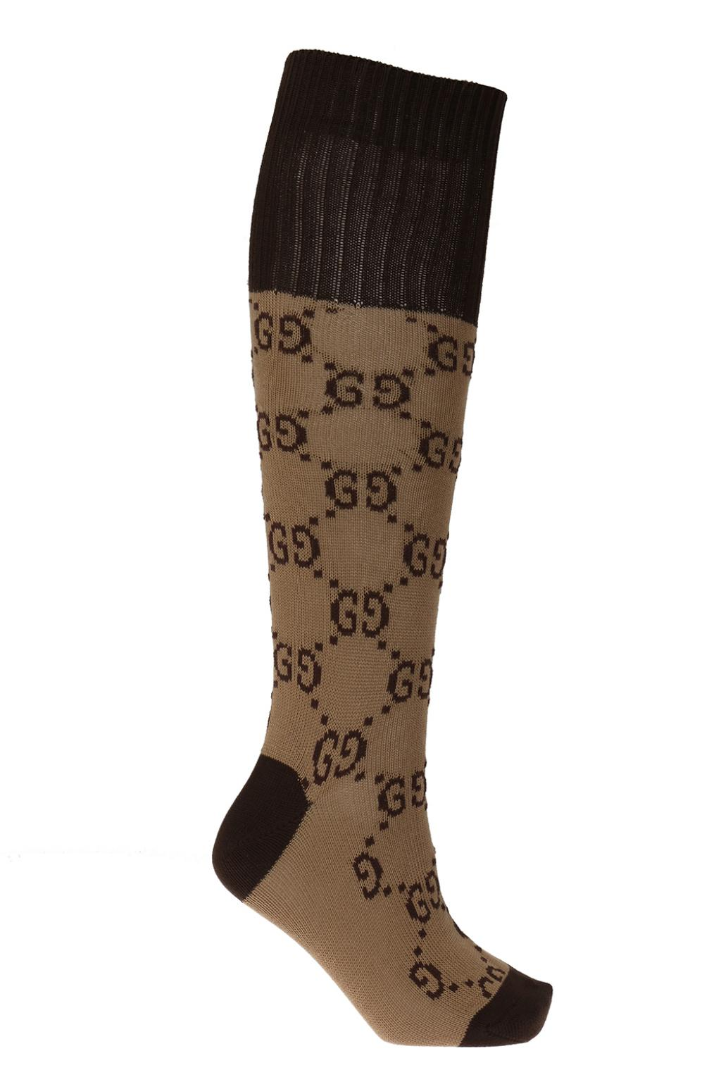 Gucci 'GG Original' knee socks