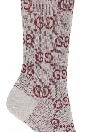 'gg original' knee-high socks od Gucci