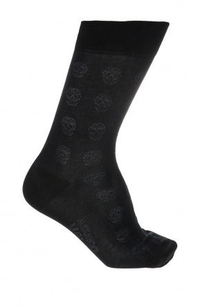 Embroidered socks od Alexander McQueen
