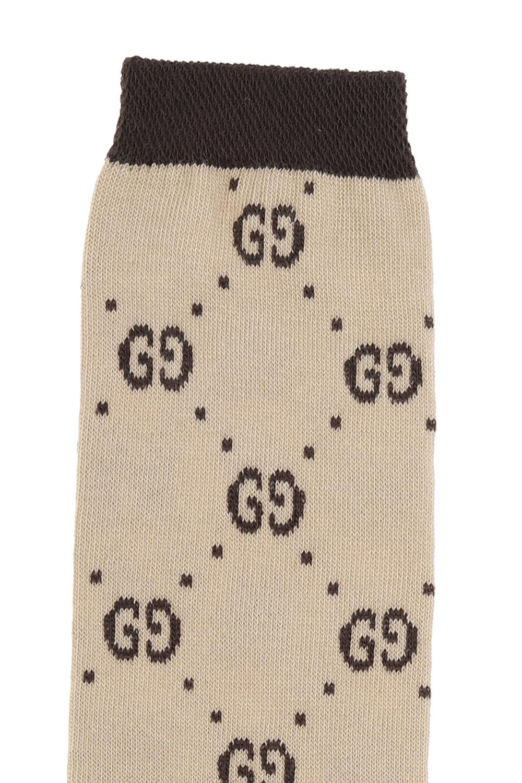 Gucci Kids Socks with logo
