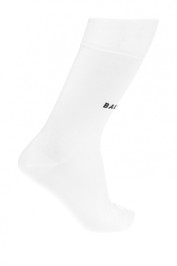 Balenciaga Socks with logo
