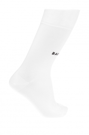 Socks with logo od Balenciaga