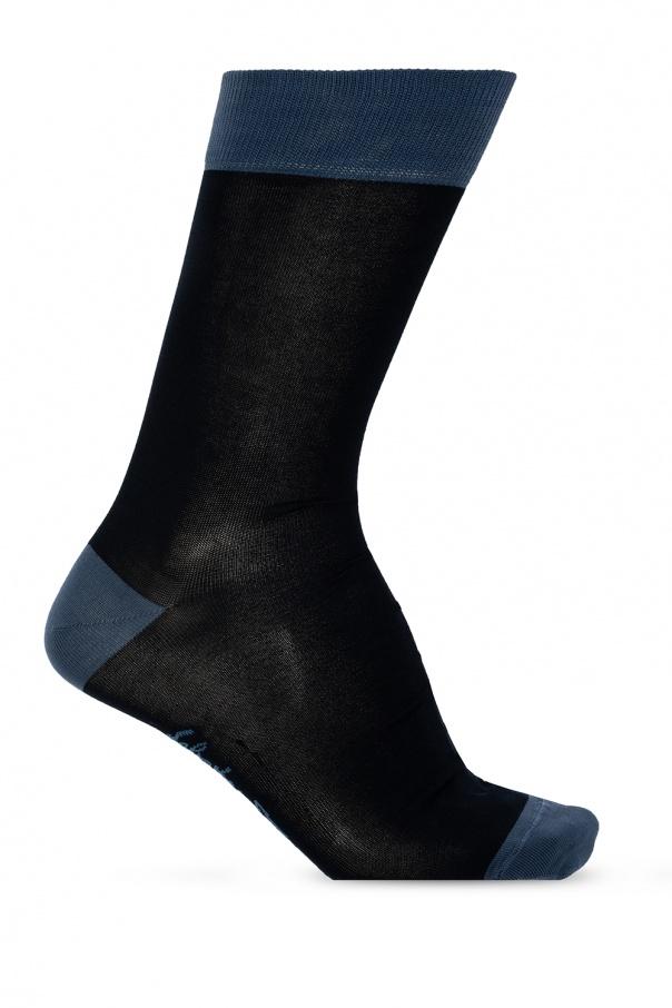 Salvatore Ferragamo Logo socks