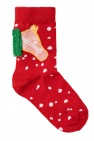 Stella McCartney Kids Fringed socks