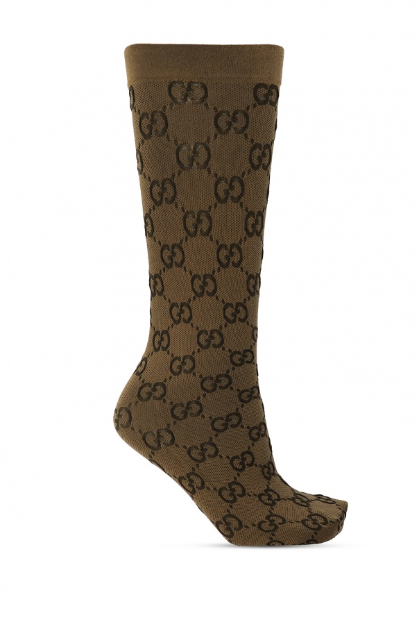 Gucci Socks with 'GG Original' pattern