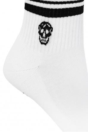 Socks with logo od Alexander McQueen